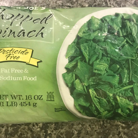 Spinach!